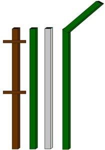 изготовление металлические столбы в Энгельсе