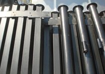 Металлические столбы в Энгельсе изготовление и монтаж г.Энгельс